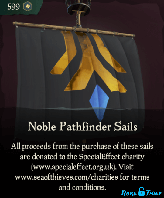 Noble Pathfinder Sails