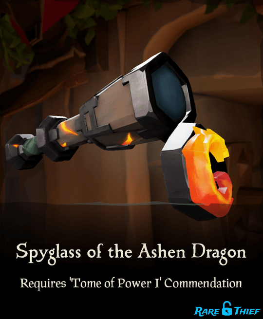 Spyglass of the Ashen Dragon