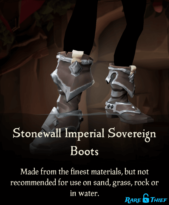 Stonewall Imperial Sovereign Boots