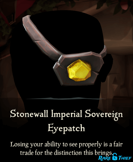 Stonewall Imperial Sovereign Eyepatch