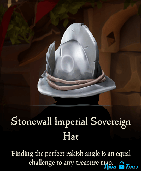 Stonewall Imperial Sovereign Hat