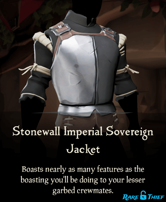 Stonewall Imperial Sovereign Jacket