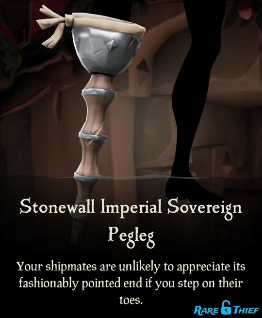 Stonewall Imperial Sovereign Pegleg
