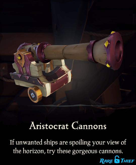 Aristocrat Cannons