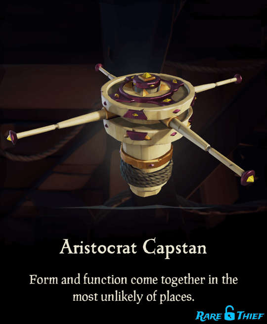 Aristocrat Capstan