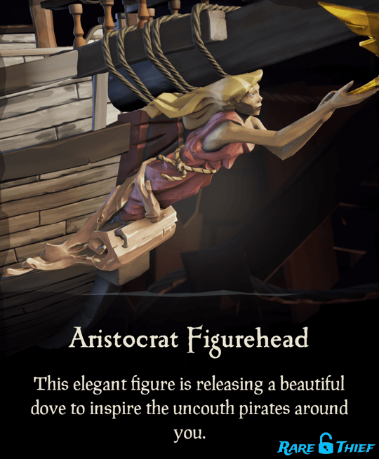Aristocrat Figurehead
