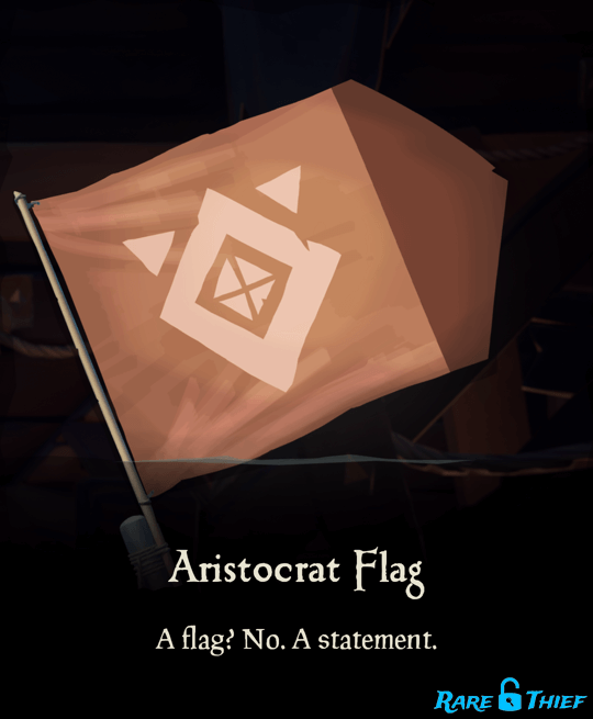 Aristocrat Flag