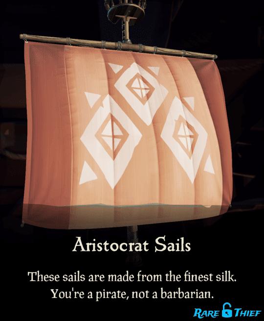 Aristocrat Sails