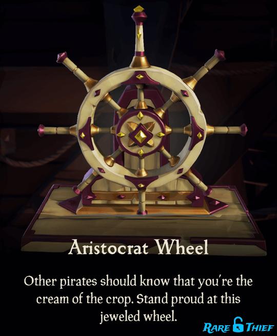 Aristocrat Wheel