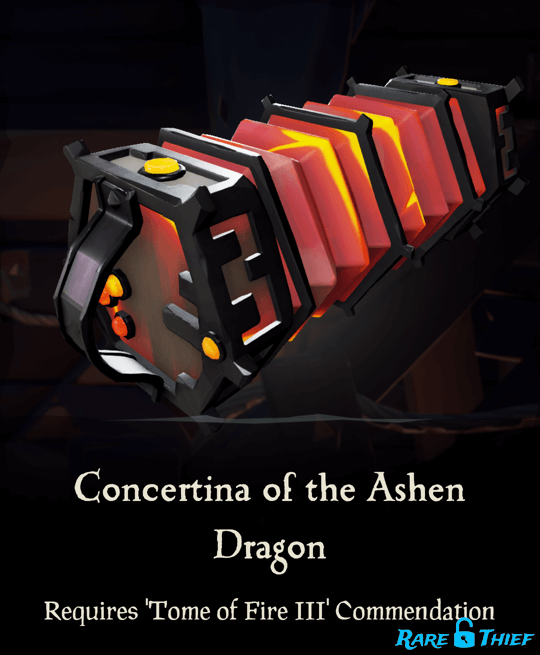 Concertina of the Ashen Dragon
