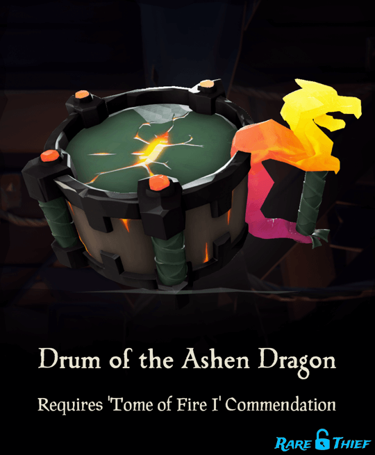 Drum of the Ashen Dragon