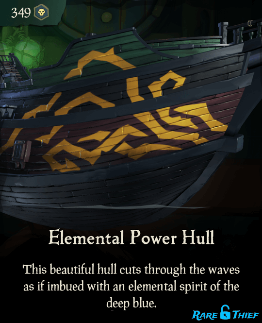 Elemental Power Hull