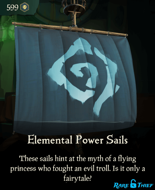 Elemental Power Sails