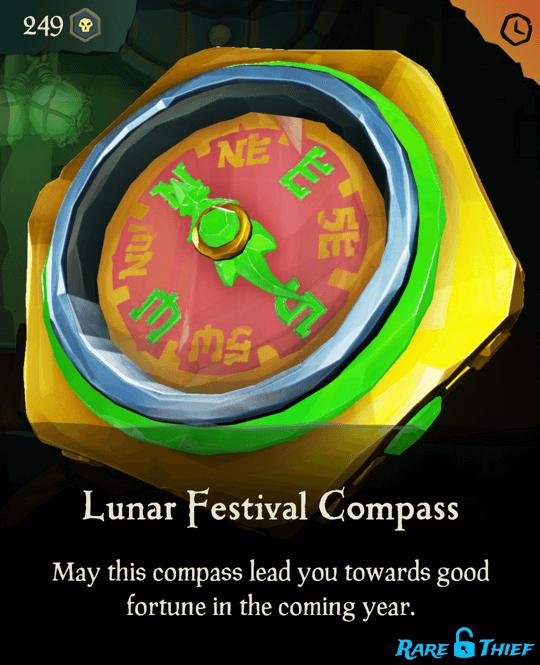 Lunar Festival Compass