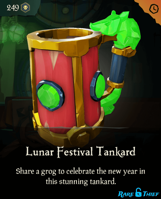 Lunar Festival Speaking Tankard