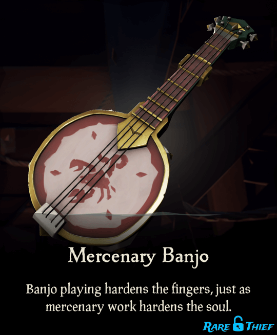 Mercenary Banjo