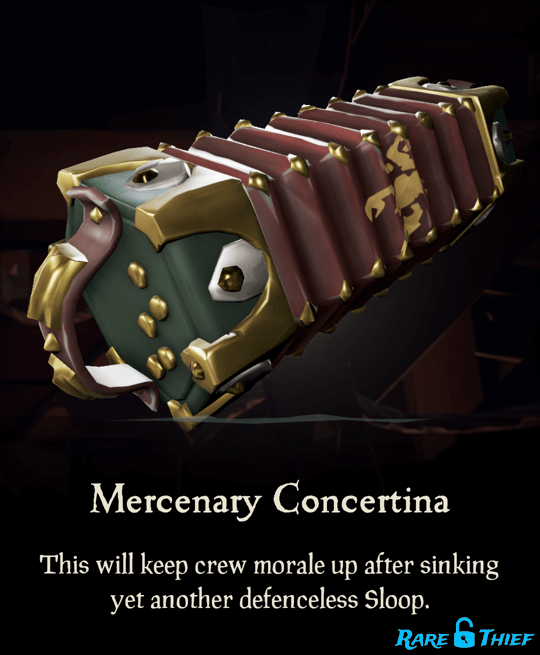 Mercenary Concertina
