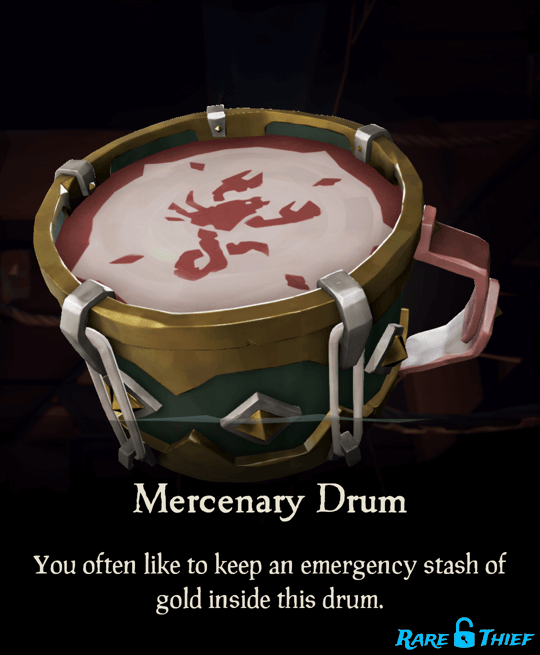 Mercenary Drum