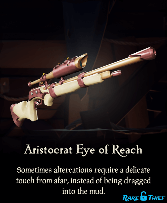 Mercenary Eye of Reach