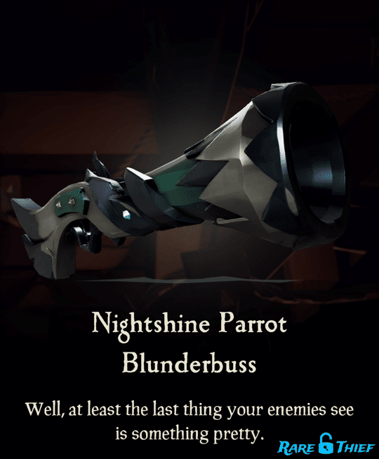Nightshine Parrot Blunderbuss