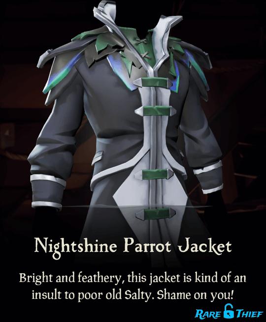 Nightshine Parrot Jacket