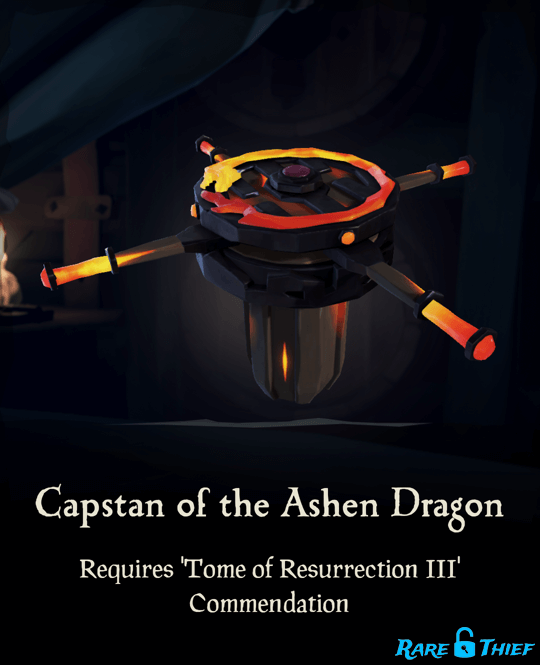 Capstan of the Ashen Dragon