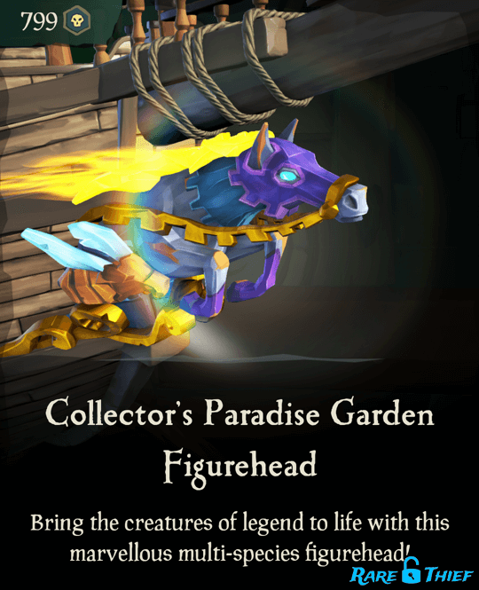 Collector's Paradise Garden Figurehead