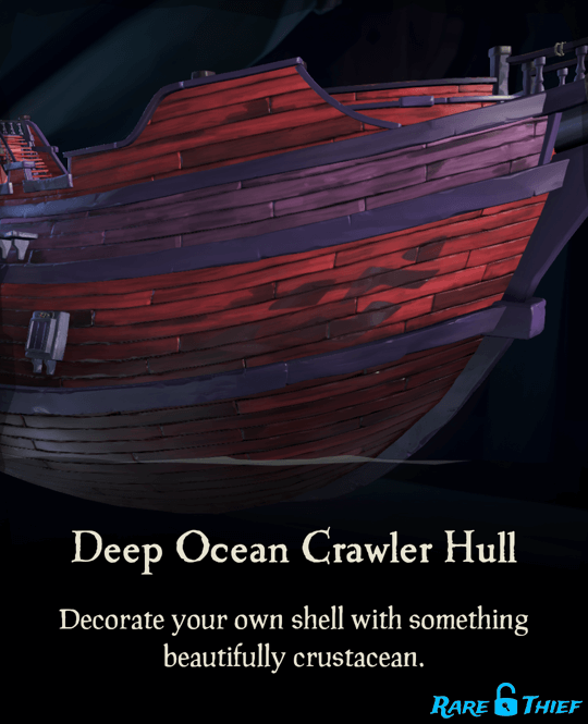 Deep Ocean Crawler Hull
