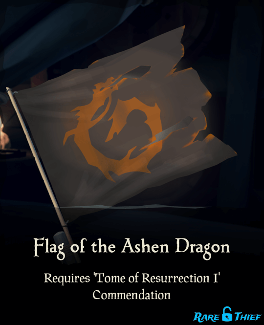 Flag of the Ashen Dragon