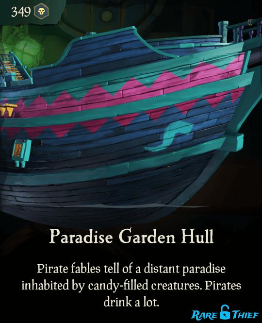 Paradise Garden Hull