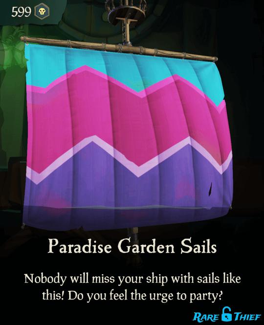 Paradise Garden Sails