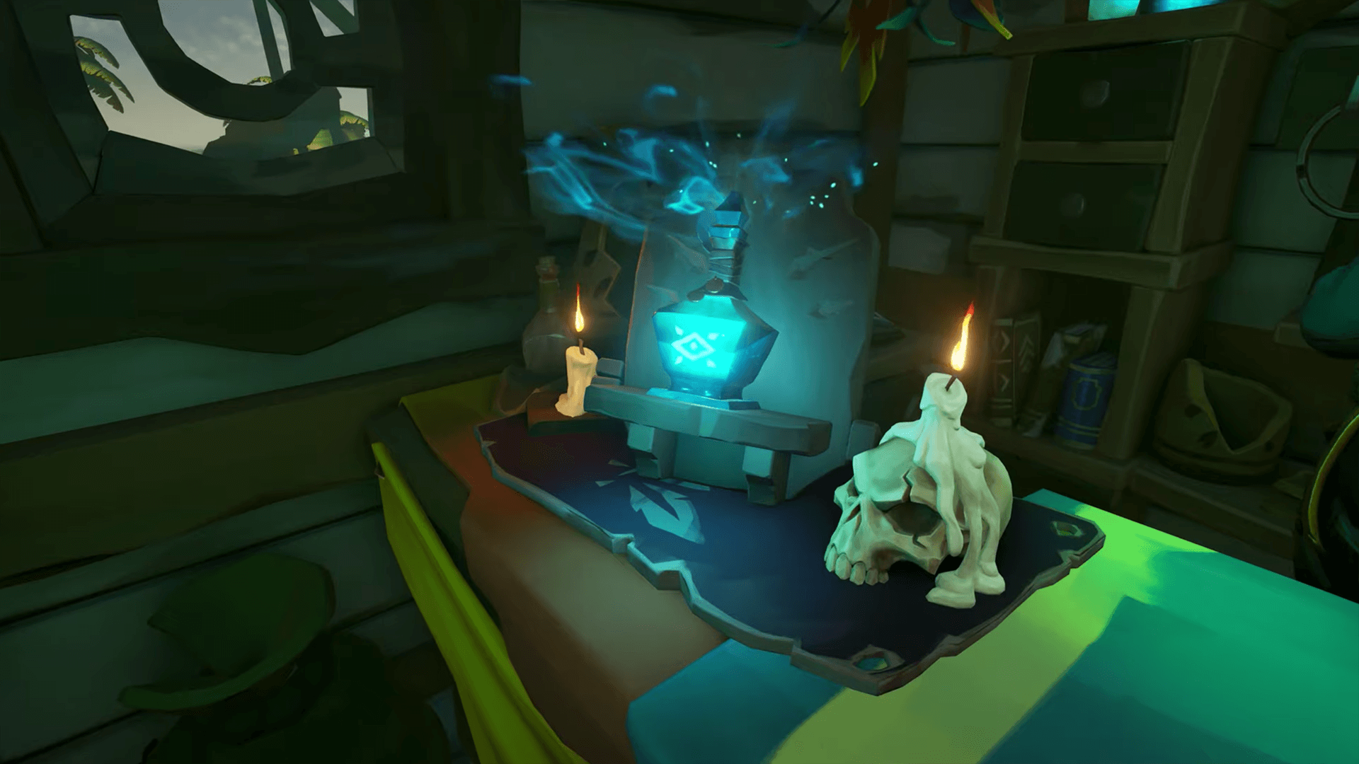 Pirate Appearance Potion