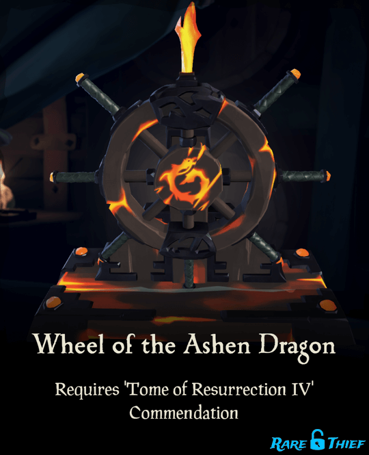 Wheel of the Ashen Dragon