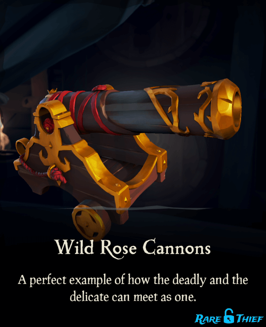 Wild Rose Cannons