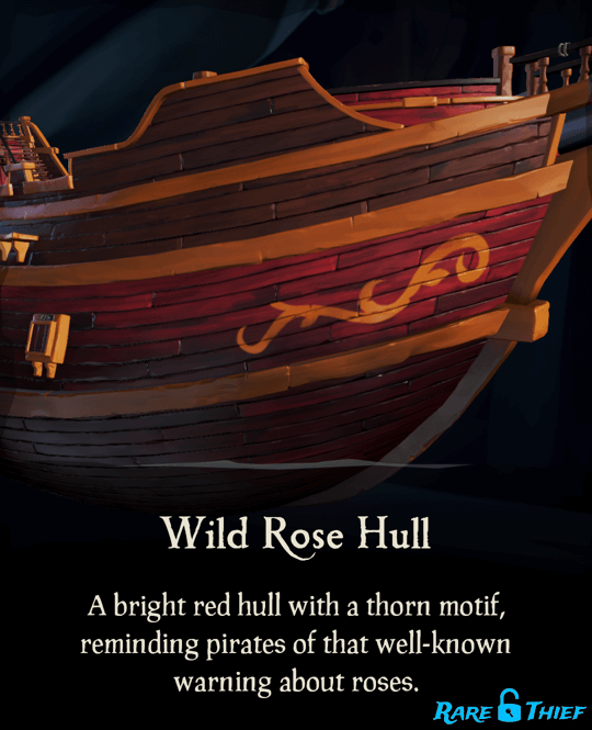Wild Rose Hull