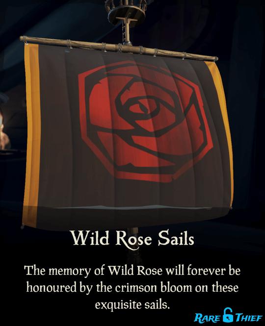 Wild Rose Sails