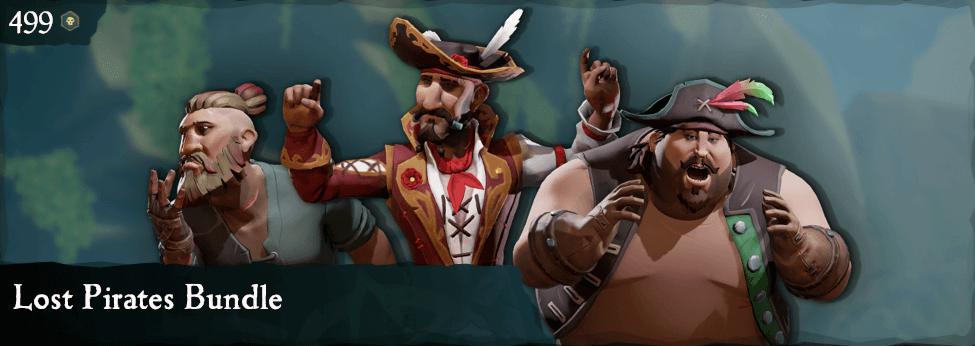 Lost Pirates Bundle
