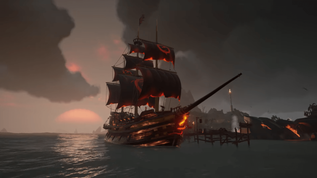 Sea of Thieves Ashen Hull