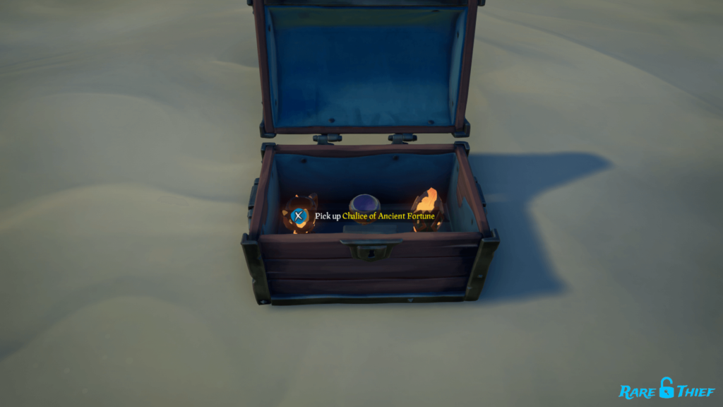 Athena's Run Collector's Chest