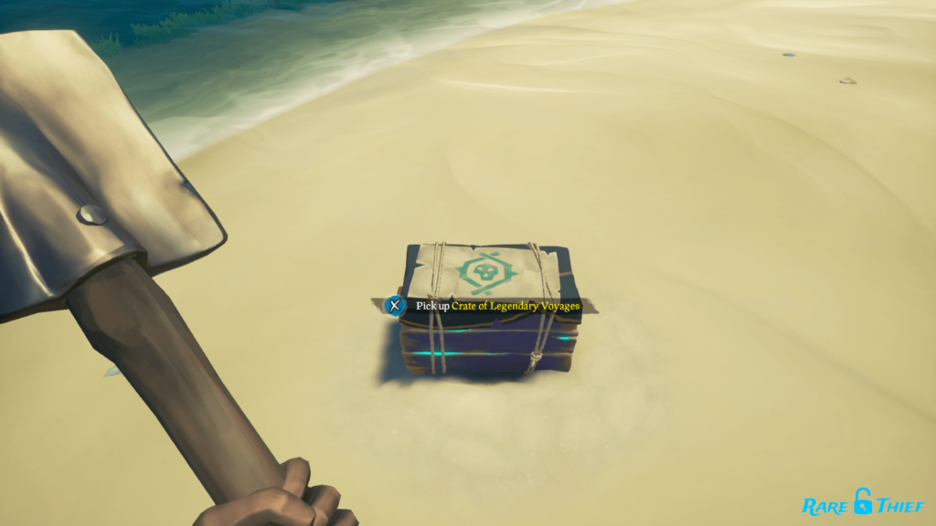 Crate of Legendary Voyages