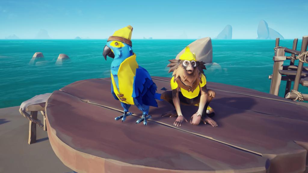 Banana Pet Outfits