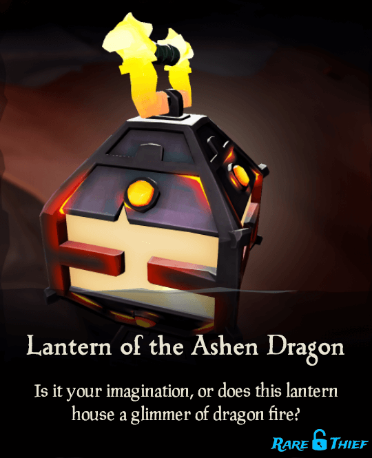 Lantern of the Ashen Dragon