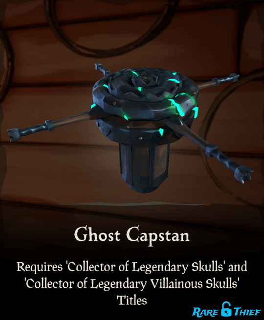Ghost Capstan