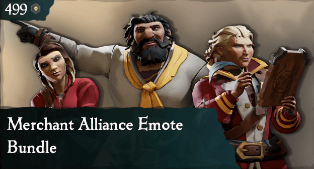 Merchant Alliance Emote Bundle