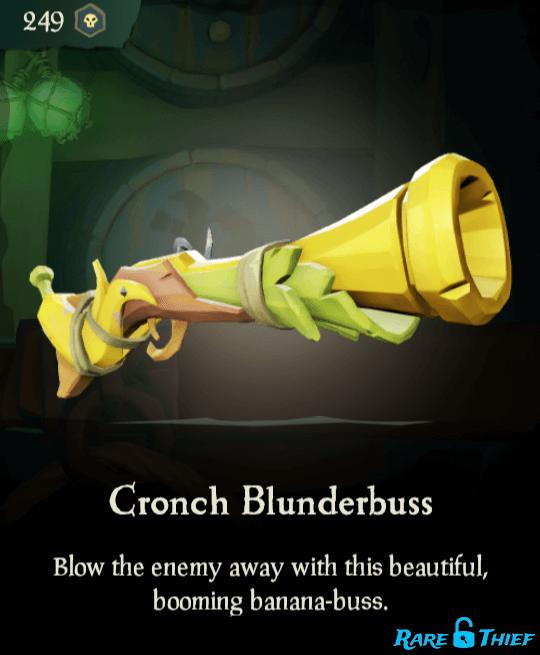 Cronch Blunderbuss