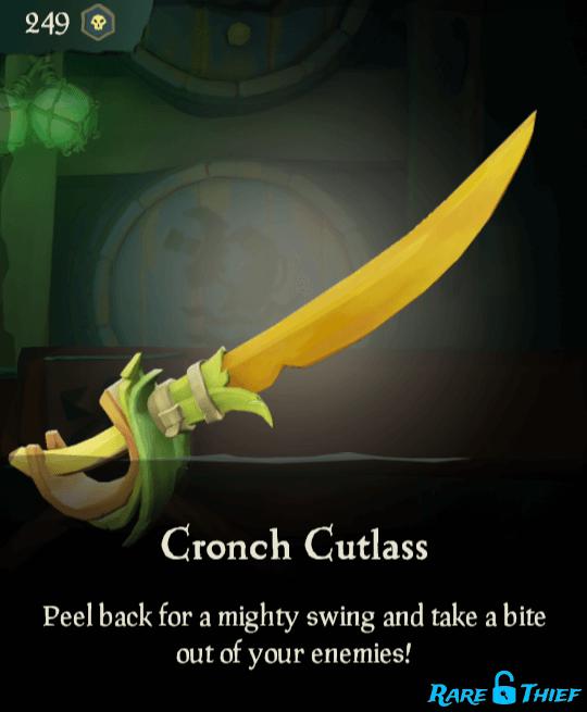 Cronch Cutlass