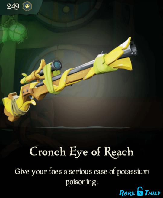 Cronch Eye of Reach
