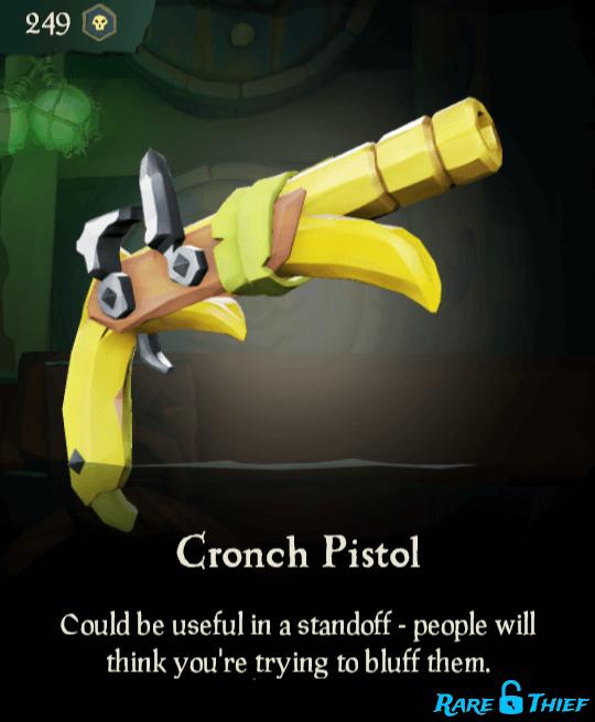 Cronch Pistol