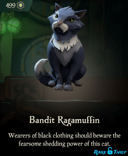 Bandit Ragamuffin