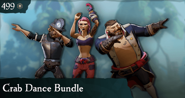 Crab Dance Bundle